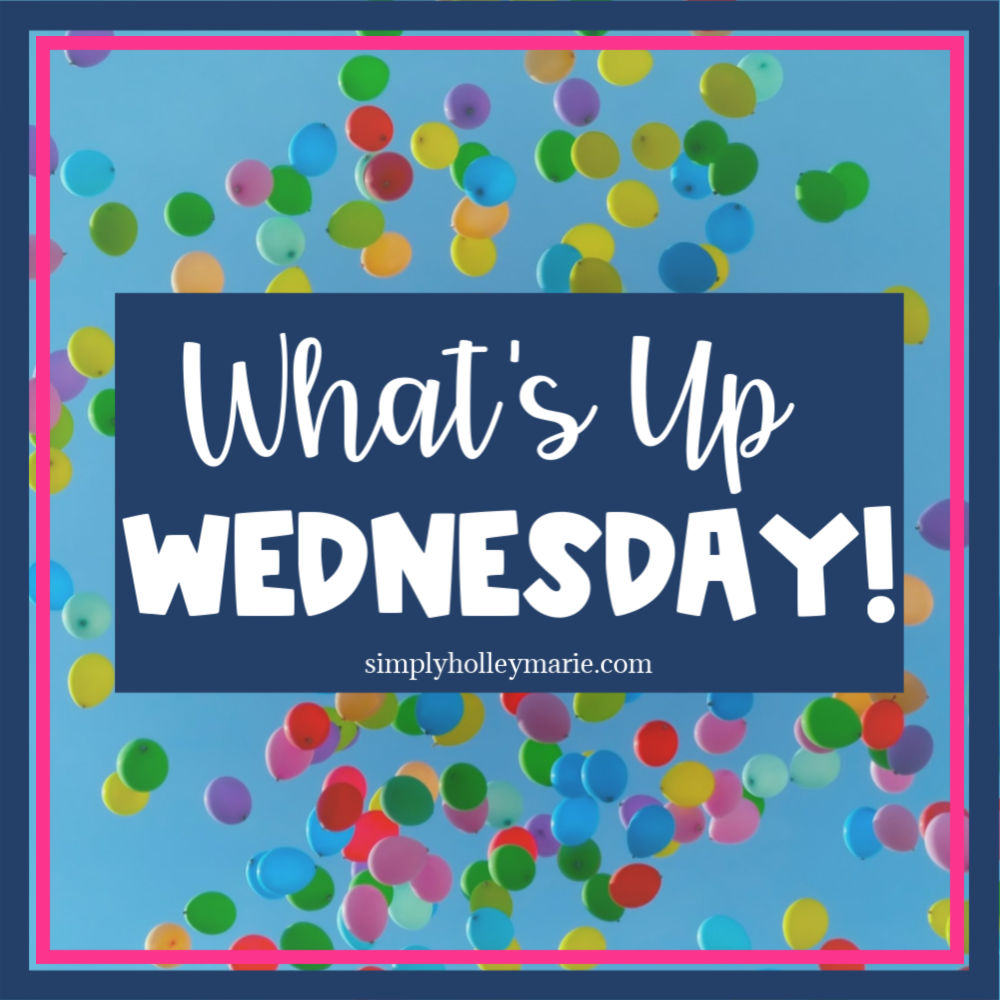What's Up Wednesday Image